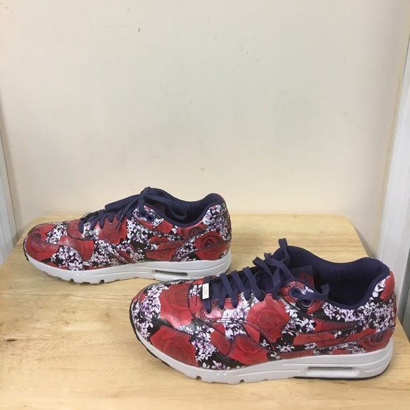 Nike Air Max 1 Ultra Lotc LONDON City Pack Floral